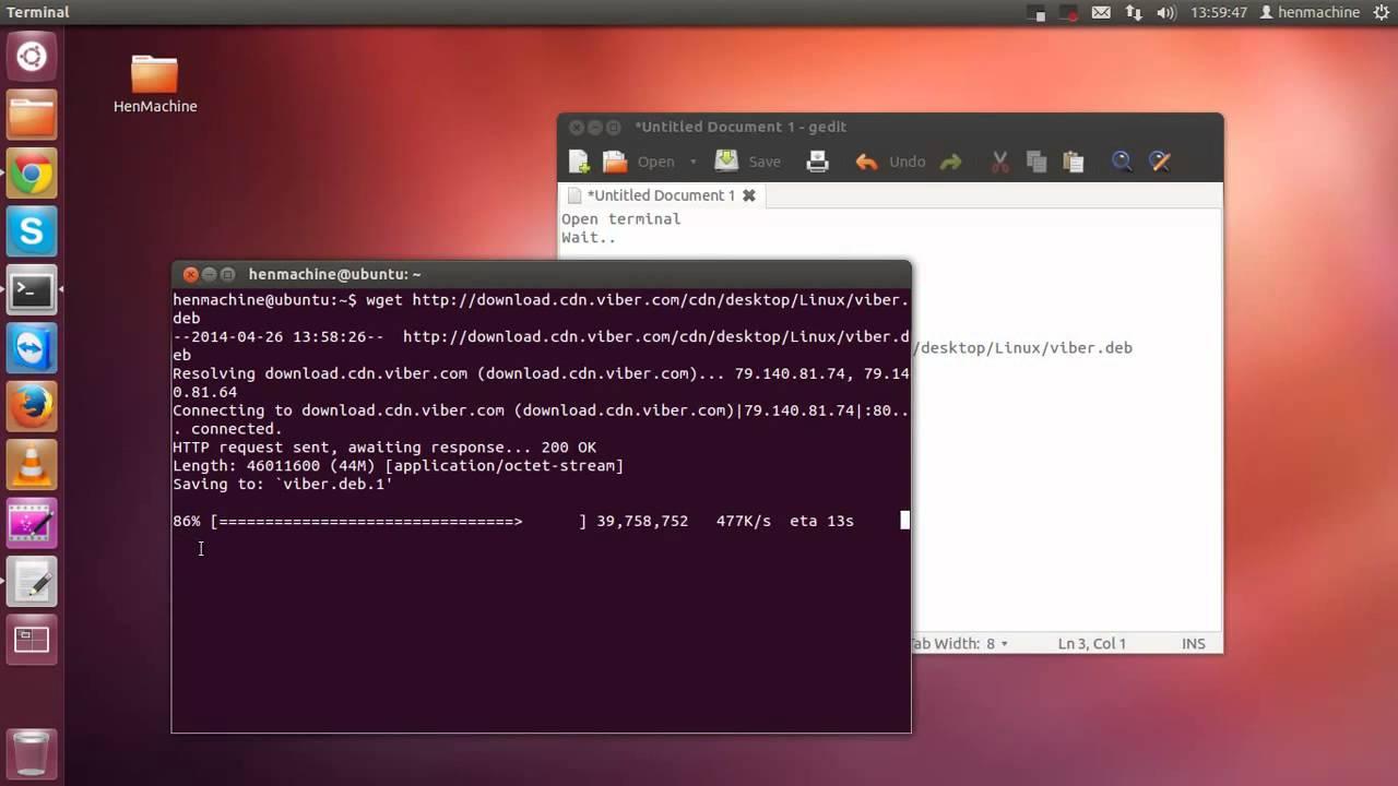 Viber для Ubuntu