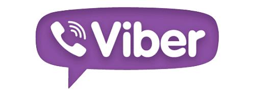 Логотип приложения Вайбер