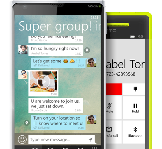 Windows Phone Viber
