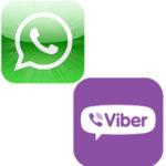 Что лучше Viber или Whatsapp сравнительный тест