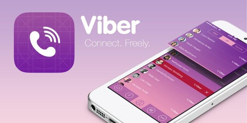Как пользоваться Viber на телефоне