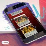 Открытки для Viber – как отправить красивую поздравительную открытку